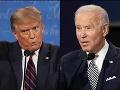 Blíži sa záverečná debata pred voľbami v USA: Trump sa nechá otestovať na KORONAVÍRUS