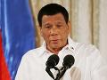 Nebránim sa zodpovednosti za usmrtených vo vojne s drogami, odkázal filipínsky prezident