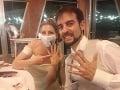 FOTO Snúbenci vypiekli s obmedzeniami kvôli KORONAVÍRUSU: Svadba nakoniec bola, a aká!