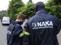 NAKA opäť zasahovala: Pri dvoch akciách zadržala štyroch podozrivých z korupcie