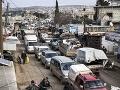 Turecká armáda po mesiacoch odchádza zo Sýrie: Sťahujú sa z kľúčového stanovišťa