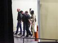 Rukojemnícka dráma v banke trvala vyše osem hodín: Únosca bol vyzbrojený guľometom a granátom