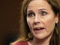 Senátny výbor odsúhlasil nomináciu sudkyne Barrettovej na Najvyšší súd