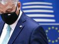 KORONAVÍRUS Orbán nariadil ministrovi vnútra, aby docielil všeobecné nosenie rúšok v Maďarsku