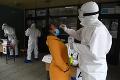 Druhý deň plošného testovania na Orave a v Bardejove: Pribudli viac ako dve tisícky infekčných