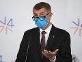 KORONAVÍRUS Česká vláda požiada poslancov o predĺženie núdzového stavu o ďalších 30 dní