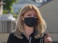 KORONAVÍRUS Prezidentka Zuzana Čaputová zdôraznila dôležitosť komunikácie v rámci pandémie