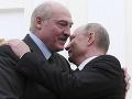 Alexander Lukašenko a Vladimir
