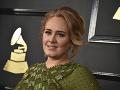 Hviezdna Adele vyrazila divákom dych: Páni, tá je ale krásna!