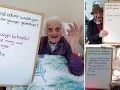 FOTO Seniorov sa spýtali, čo by odkázali mladšej generácii: Dojemné odkazy, pri treťom vybuchnete od smiechu