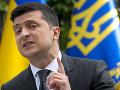 Prezident Zelenskyj mal pozitívny test na KORONAVÍRUS
