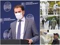 KORONAVIRUS Premiér Matovič: VIDEO Toto sú výsledky pilotného testovania na severe Slovenska