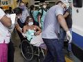 Požiar v Brazílii si vynútil evakuáciu nemocnice: Zomreli dve pacientky s KORONAVÍRUSOM