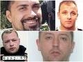 FOTO Veľké pátranie Europolu: Toto sú tváre monštier, 18 najnebezpečnejších sexuálnych delikventov