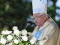 Pohreb zosnulého biskupa Štefana Sečku bude v utorok