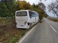 Vodič autobusu náraz neprežil