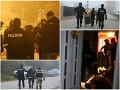 Štyria Slováci skončili v rukách polície: VIDEO Mali sa dohodnúť na predaji 15-ročného dievčaťa na sobáš