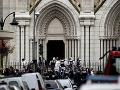 Terorista zabil troch ľudí v Nice: Srdcervúce posledné slová jednej z obetí