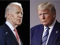 Trump a Biden absolvovali mítingy v štátoch stredozápadu: Figurínu prezidenta odstránili