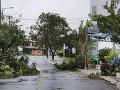Vo Vietname vyčíňala najslinejšia búrka za ostatných 20 rokov: Vyžiadala si najmenej 35 obetí