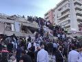 Grécko a Turecko zasiahlo silné zemetrasenie, hlásia obete, cunami aj materiálne škody