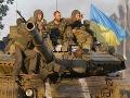 Separatisti zabili v Donbase dvoch vojakov, oznámila ukrajinská armáda