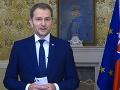 Premiér pozval ľudí na testovanie: VIDEO Priznal, že stále chýbajú stovky zdravotníkov