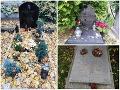 Hroby slávnych Slovákov boli počas dušičiek bez zapálenej sviečky a kvetov.