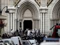 KORONAVÍRUS Muža, ktorý útočil vo francúzskom Nice, pozitívne testovali na nový vírus