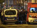 Francúzska polícia stále nemá páchateľa útoku v Lyone: Nepozná ani motív