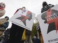 Protesty proti obmedzeniu interrupcií v Poľsku pokračovali už jedenásty deň