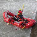 Z prevráteného raftu sa utopilo 16-ročné dievča