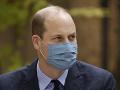 Britský princ William prekonal koronavírus: Tajil to celé mesiace!