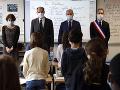 Zavraždeného učiteľa si okrem Francúzska uctili aj v Nemecku a Grécku