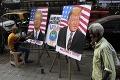 FOTO Deň D je tu: V USA sa začali prezidentské voľby, kto bude víťaz z dvojice Biden - Trump?