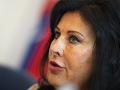 Prvá námestníčka generálneho prokurátora Kováčiková má KORONAVÍRUS: Na úrade bola odovzdať agendu
