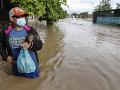 Búrka Eta si vypýtala svoju ďalšiu daň: Viac ako 50 ľudí zahynulo v Guatemale pri zosuvoch pôdy