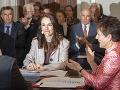Nový Zéland má staronovú premiérku: Ardernová zložila sľub, nastupuje do druhého volebného obdobia