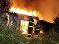 Tragická noc v Bratislave: VIDEO Bolestivý pohľad na smrtiace plamene, vyhasli dva životy