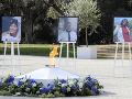 FOTO V Nice sa konala spomienka na obete útoku v bazilike