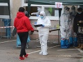 Druhé kolo celoplošného testovania na koronavírus v Banskej Bystrici