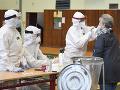 Druhé kolo celoplošného testovania na koronavírus v Prešove