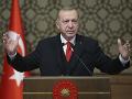 Erdogan vyzval na rokovania o trvalom rozdelení Cypru na dva štáty