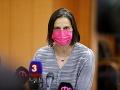 Kolíková diskutovala s poslancami EP o reforme justície i boji proti korupcii