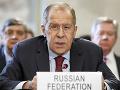 Lavrov avizuje odvetné sankcie za reštrikcie Európskej únie v kauze Navaľnyj