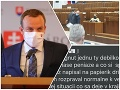 Toto už je priveľa: Poslanec po konflike s Mazurekom terčom vyhrážok, má ísť o prívržencov ĽSNS