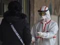 KORONAVÍRUS O antigénové testy je stále záujem: V Trnavskom kraji otestovali takmer 6-tisíc ľudí