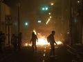 FOTO Počas protestov proti odvolaniu prezidenta zomreli v Peru dvaja ľudia