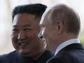 Kim Čong-un a Vladimir Putin: Koronavírusová špionáž! Kradli údaje o vakcíne?