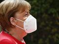KORONAVÍRUS Merkelová a premiéri